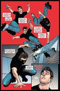 Peter Parker's Athleticism Marvel Comics