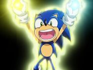 Sonic X Hypermode