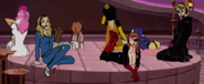 Venture Bros Invisible Harem