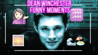 Dean Winchester ● Shake it off ● Funniest Moments (HUMOR)