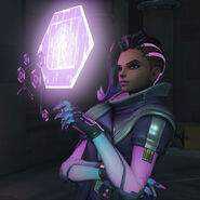 Sombra (Overwatch) viewer