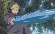 Takigakure Style Watercutting Sword