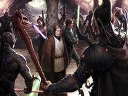 Yuuzhan Vong and Jedi
