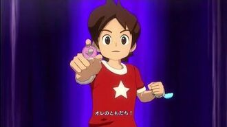 Nate Summons Jibanyan Yokai Watch 4 ケータ 召喚 ジバニャン 妖怪ウォッチ4!