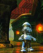 SM64 Metal Mario