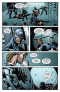 Accelerated Perception by Earth 616 Captain America