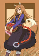 Holo (Spice and Wolf) human