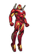 Iron Man Armor Model 46