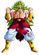 Broly God by Goku-Kakarot
