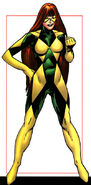 Lillian Crawley Diamond Lil (Marvel Comics)
