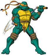 Michelangelo TMNT