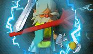 Oshus Phantom Sword