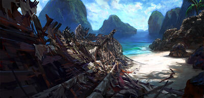 ATradingShipwreck
