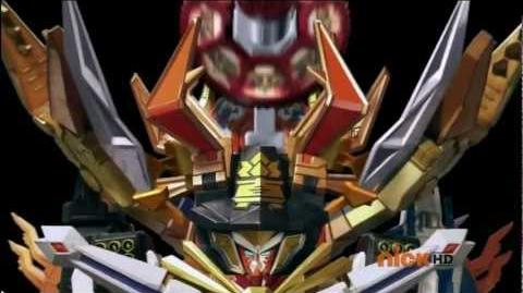 All Megazord Transformations pt.5