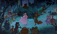 Disney's Robin Hood dance