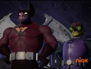 Duo Parody Superheroes