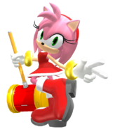 Amy trophy pose (SSBWIU)