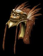 Winged Monkeys Golden Cap by jkenfield