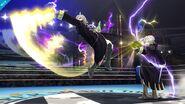 Female/Male Robin using Levin Sword lightning
