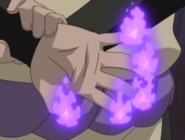 Orochimaru (Naruto) Five Element Seal