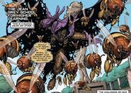 Swarm - Fritz von Meyer (Earth-616)