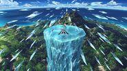 Esdeath (Akame Ga Kill!) icepillar