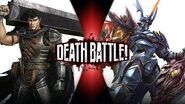 Guts VS Nightmare (Berserk VS Soul Calibur) DEATH BATTLE!