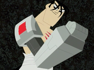Samurai Jack Power Gauntlent