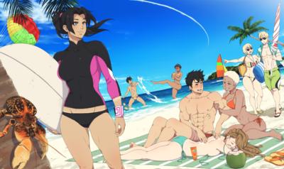 BeachPartyWithFriends