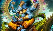 Ganesha=Deity