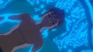 Breath of the Wild Shrine of Resurrection Slumber of Restoration (Link's Awakening - Cutscene)