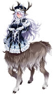 White horn monster encyclopedia