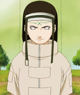Neji's Caged Bird Curse Seal (Naruto)