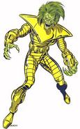 Tony Masterson Half-life (Earth-616)