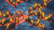 Akainu Attack