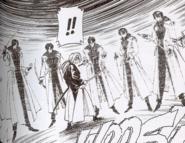 Aoshi's sword dance