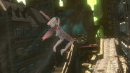 Gravity Rush Fly