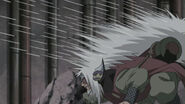 Jiraiya Sage Art Hair Needle Barrage