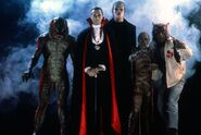 Monster Squad Monsters