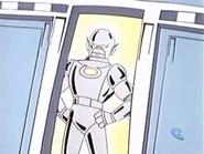 Silver Aliens