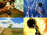The Four Bending Arts