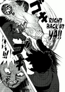 Tokita Ohma's Redirection 3 (Kengan Ashura)