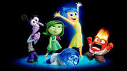 All Emotions Inside Out