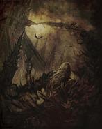 Bat Cloud Alucard Castlevania Lords of Shadow 2