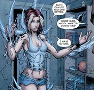 Haley Razorsharp Prime Earth 002