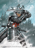 Silver Samurai Marvel