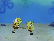 Spongebob Split