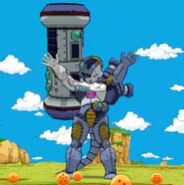 Redesigned Freeza-bot