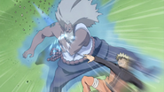 Third Raikage (Naruto) Hell Stab Strongest Spear