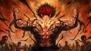 Yujiro Hanma (Baki the Grappler)